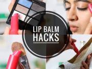 Lip Balm Hacks