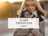 scarf trends for 2020