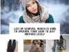 Scarf trends
