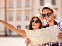 Tourists happy