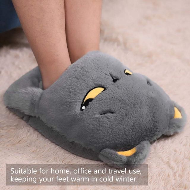 heated slippers for winter - curiouskeeda