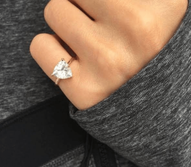 Left Pinky Finger - Curiouskeeda Rings