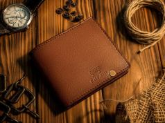 Brown Wallet Photography