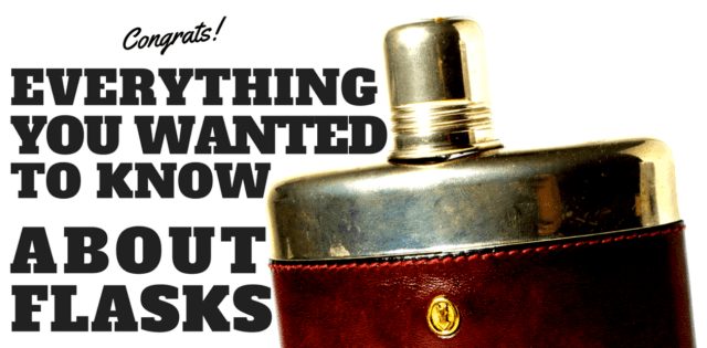 Sneaking hip flasks