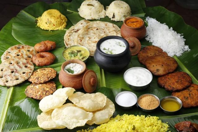 Culinary Delight - South Indian Food