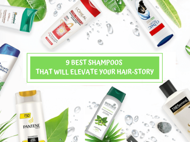 9 Best Shampoos