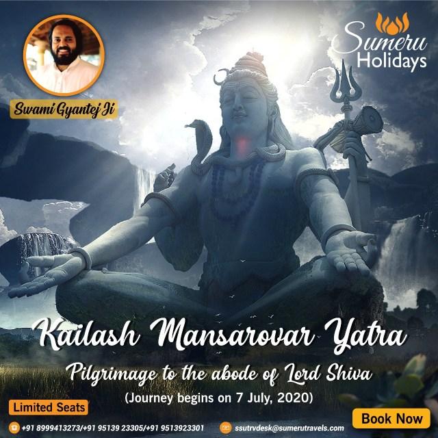 Kailash Mansarovar Yatra Packages