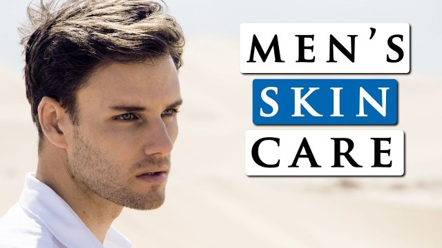 Male skin care tips