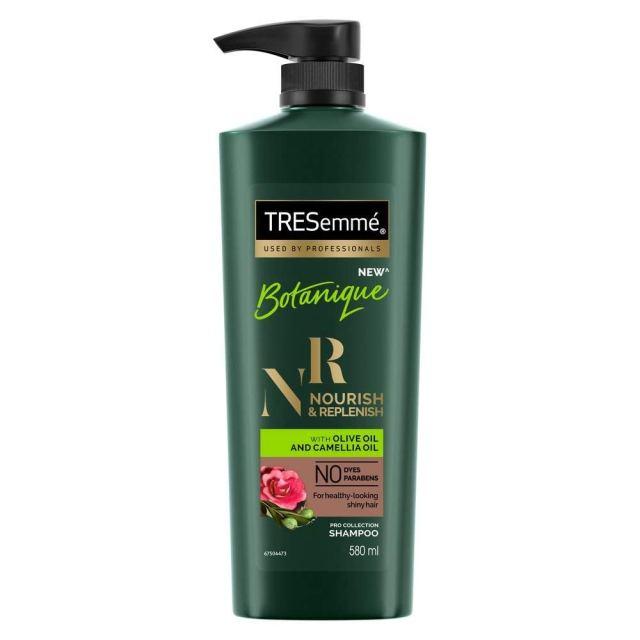TRESemme Botanique Nourish and Replenish Shampoo, 580ml - Shampoos
