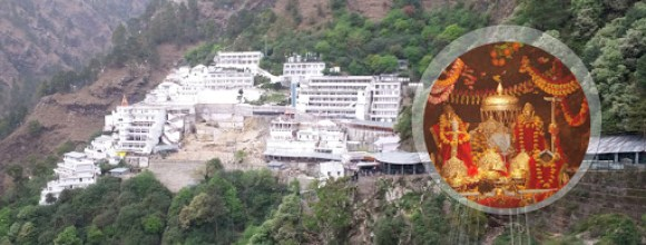 Holy Amritsar, Vaishnodevi and Shivkhori Tour  - Pilgrimage tour