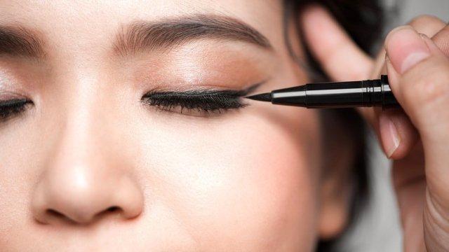 Blunt eyeliner pecil