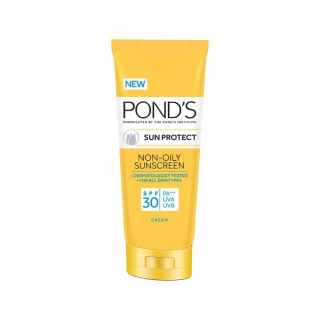 POND'S Sun Protect Non-Oily Sunscreen SPF 30, 80 g