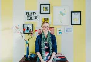 Louise Ayres Creative Director at Curious Llama