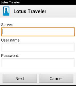 Traveler no server