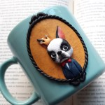 How To Decorate Mugs In Polymer Clay Course With Kaline Silva