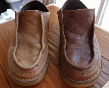 make leather shoes new again curious nut