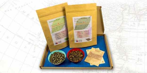 Tea club - gourmet loose tea