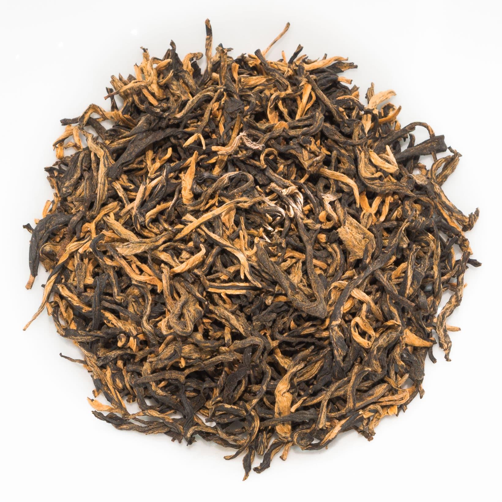 Chinese Golden Monkey King Black Tea Curious Tea