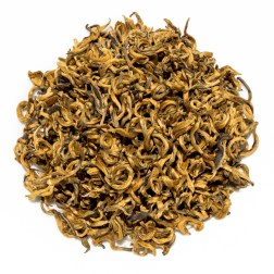 China Yunnan Red Dian Hong Jin Ya Golden Buds Black Tea