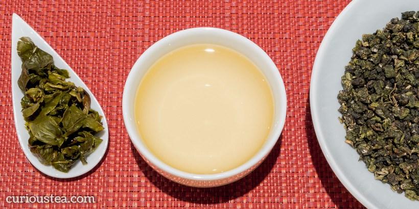 Thailand Doi Mae Salong Santikhiri Jin Xuan Milk Oolong No 12 Oolong Tea