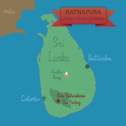 New Vithanakande, Ratnapura, Sri Lanka