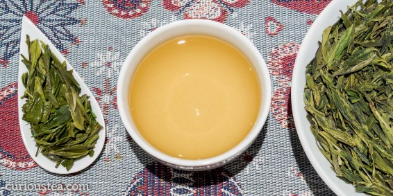 Long Jing Dragon Well China Green Tea
