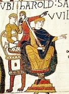El rey Harold de Inglaterra
