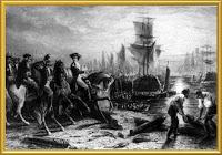 El farol del General Washington en Boston