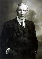 El limpiabotas de Rockefeller