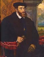 Las anchoas de Carlos V