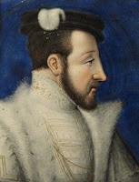 La muerte de Enrique II