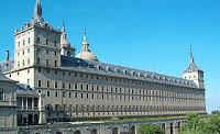 Las tejas de oro de El Escorial