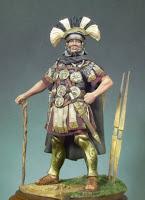 Organización del ejército romano