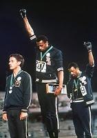 El Black Power en las olimpiadas de 1968
