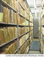 Archivo Rosenholz, los papeles de la Stasi