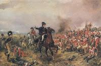 La mujer que combatió en Waterloo