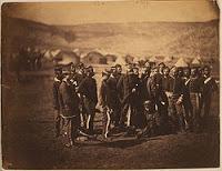 La última carga de la caballería británica