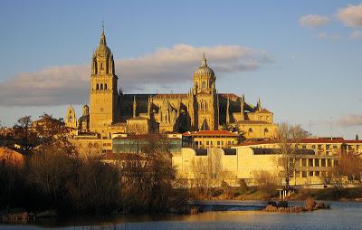 El Padre Putas, Salamanca y el Lunes de Aguas