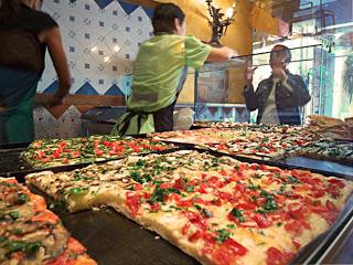 El origen de la pizza margarita