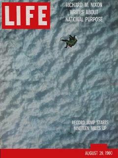 Joseph Kittinger y los saltos estratosféricos