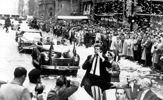 Van Cliburn, el pianista de EEUU que conquistó Rusia