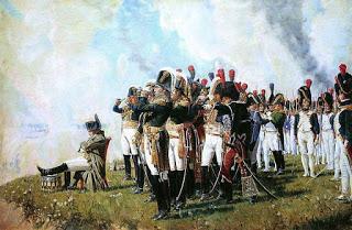 El niño que hizo ver a Napoleón lo que era la guerra