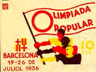 Las Olimpiadas de Barcelona de 1936