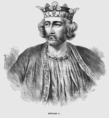 La última petición de Eduardo I de Inglaterra
