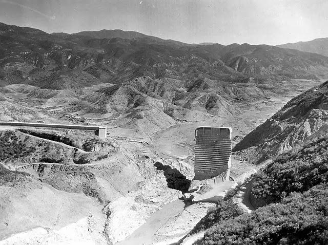 La rotura de la presa de St. Francis