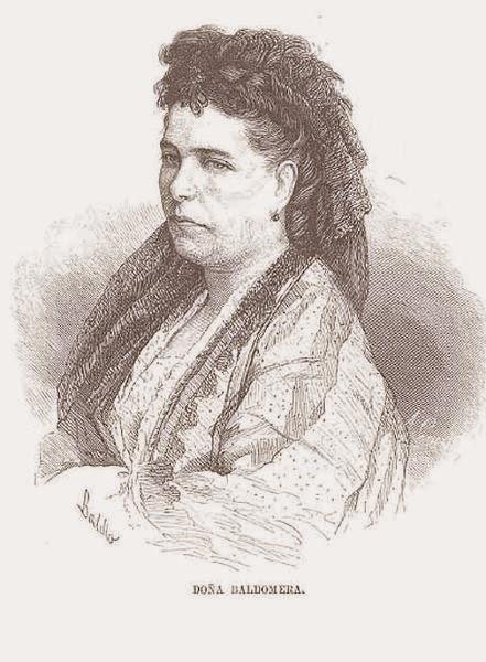 Baldomera Larra