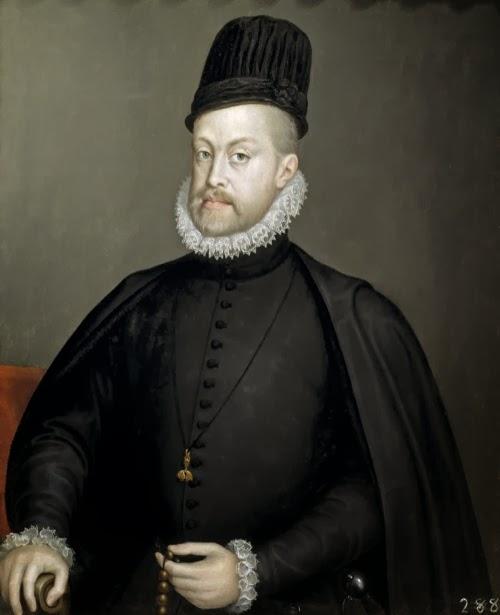 Felipe II, una lección en sus momentos finales