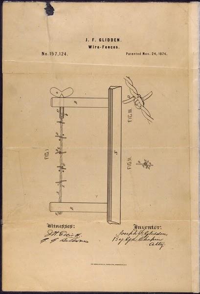Imagen de la patente de Glidden