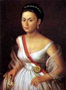 La Libertadora del Libertador, Manuela Sáenz Aizpuru
