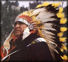 Archie Fire Lame Deer, el indio bromista de Hollywood